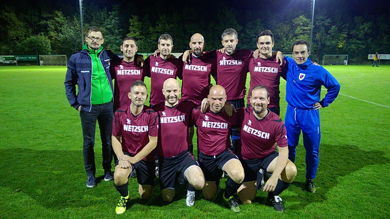 Schabs Mannschaftsfoto
