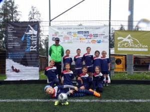 Team U8 Kicker-WM 2019